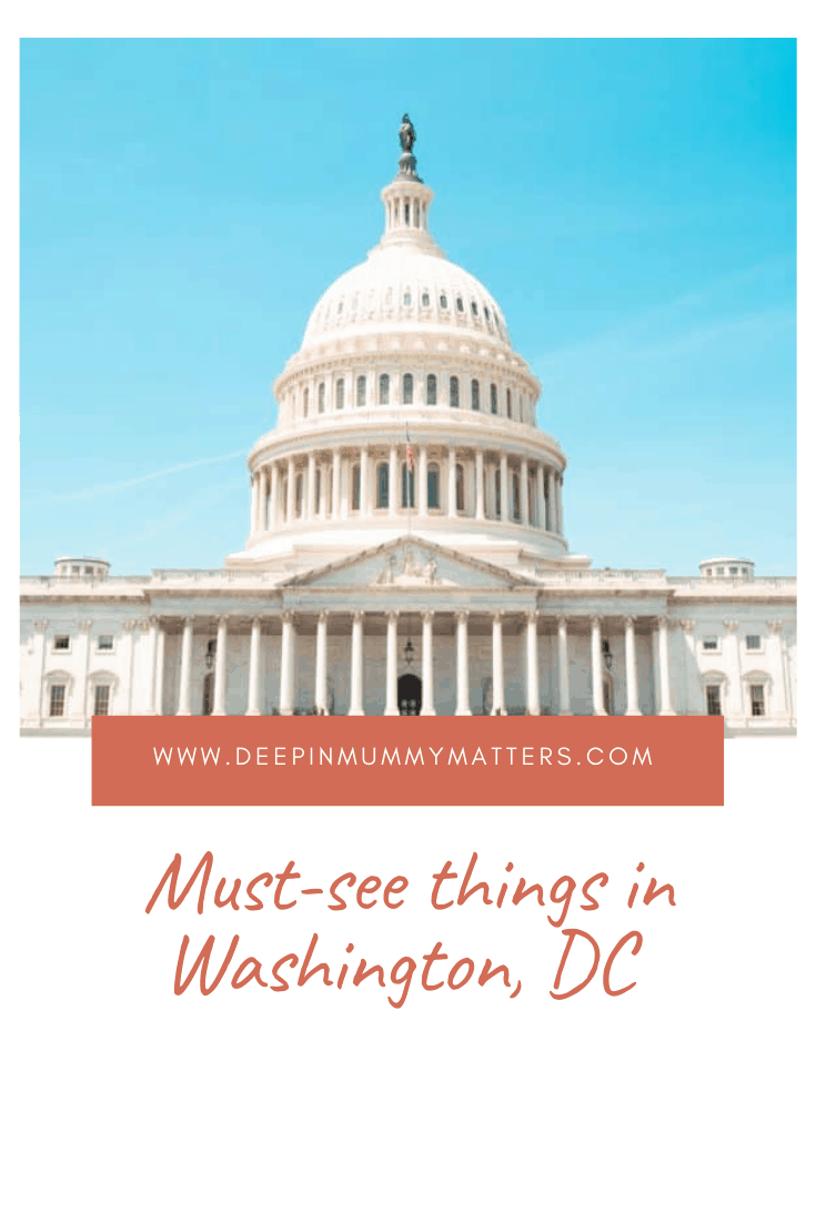 Must-See Things in Washington, DC 1