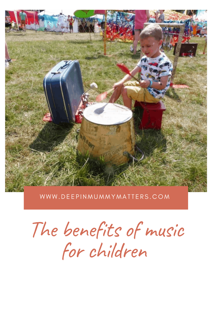 The Benefits of Music for Children 1