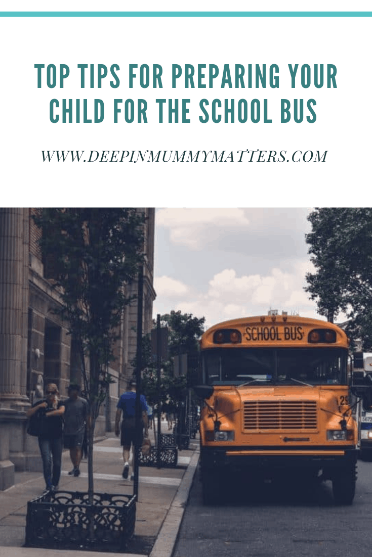 Top Tips for Preparing Your Child for the School Bus 3