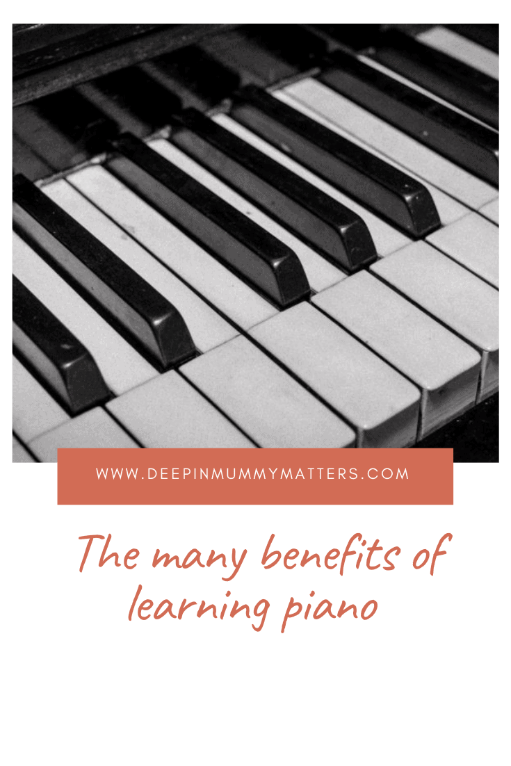 The Many Music Benefits of Learning Piano 1