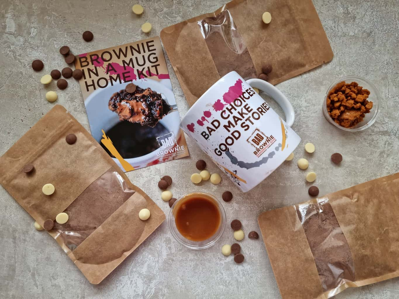 Bad Brownie Mother's Day Giveaway