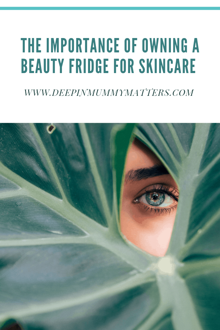 The Importance Of Owning A Beauty Fridge For Skincare 4