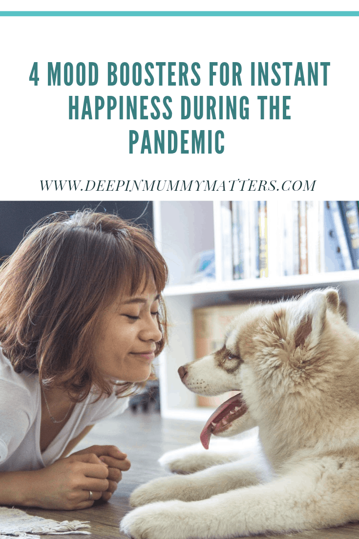 4 Great Mood Boosters For Instant Happiness During The Pandemic 1