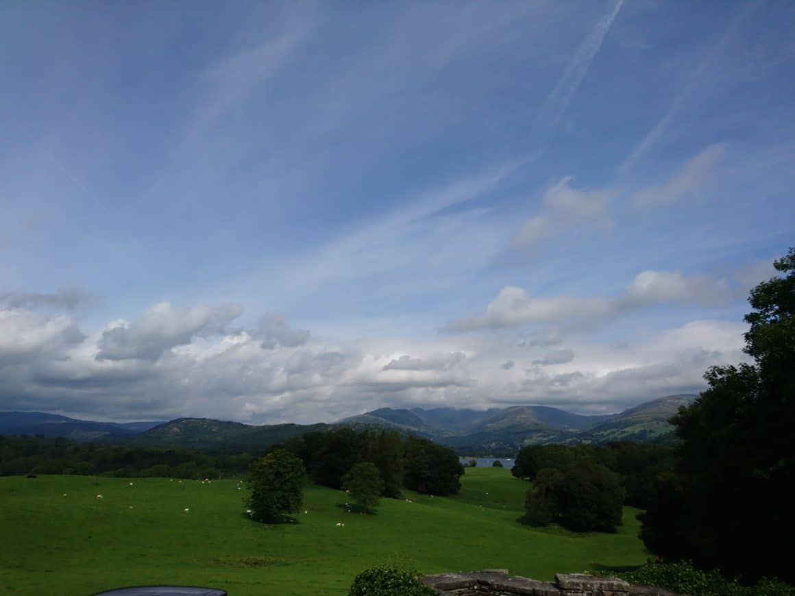 Rainy days and holidays . . . The Lake District 1
