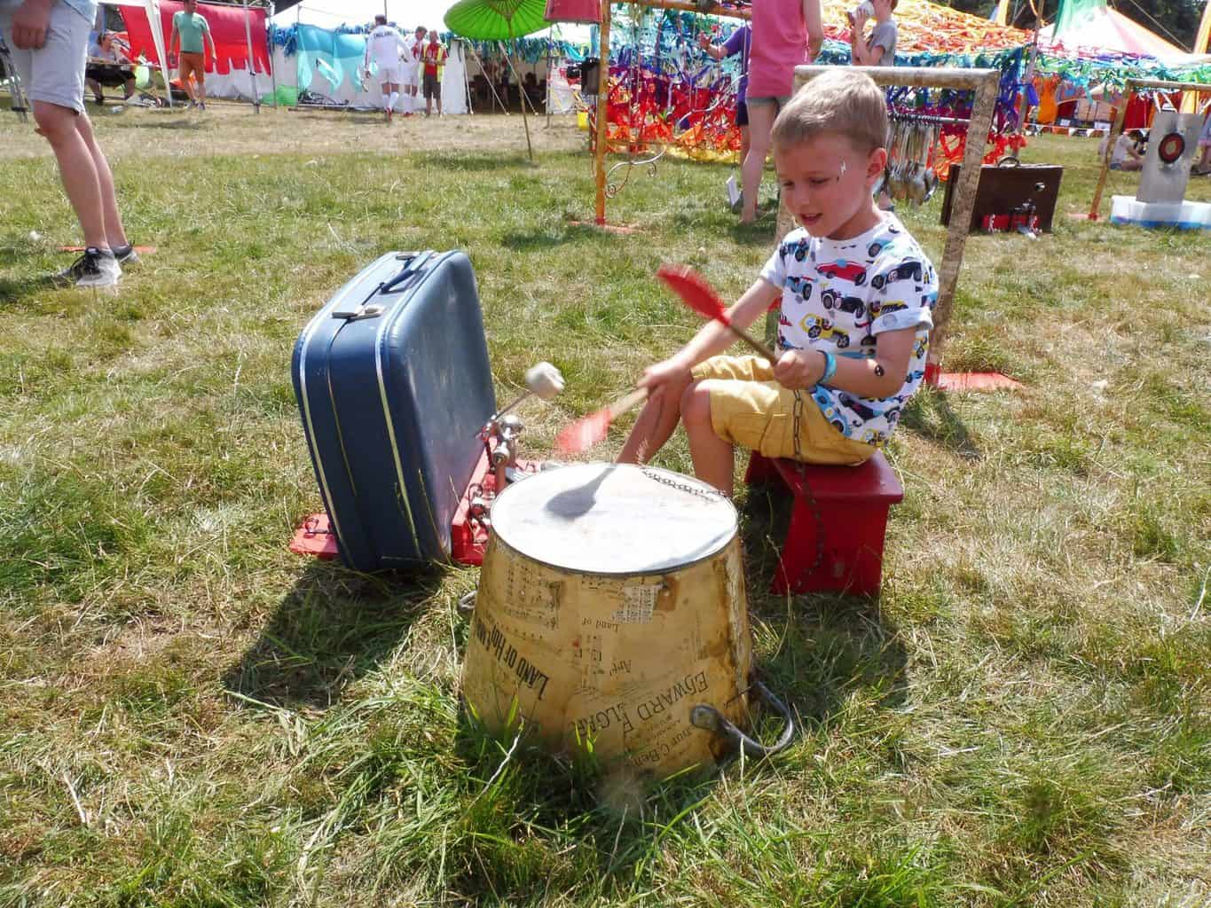 The Benefits of Music for Children
