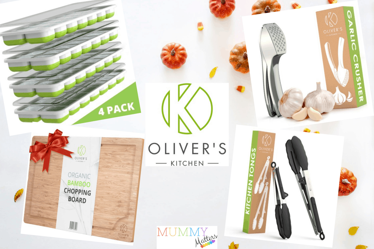 Oliver's Kitchen Cookware Giveaway