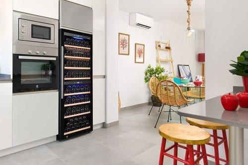 How do I install a wine cooler? 1