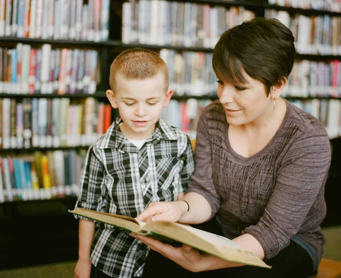 How reading with your little ones can help them self-regulate their emotions and help with child development