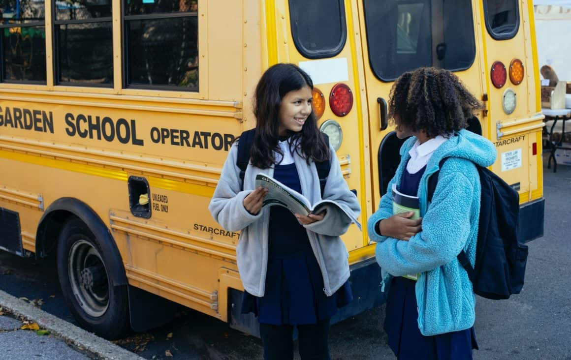 Top Tips for Preparing Your Child for the School Bus 2