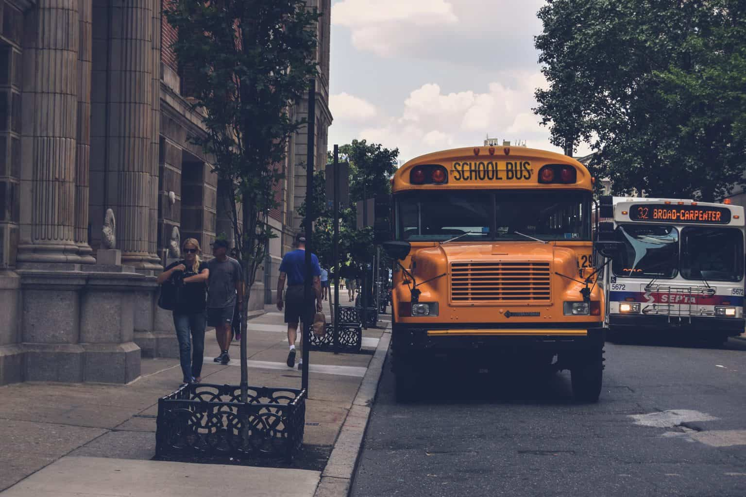 Top Tips for Preparing Your Child for the School Bus