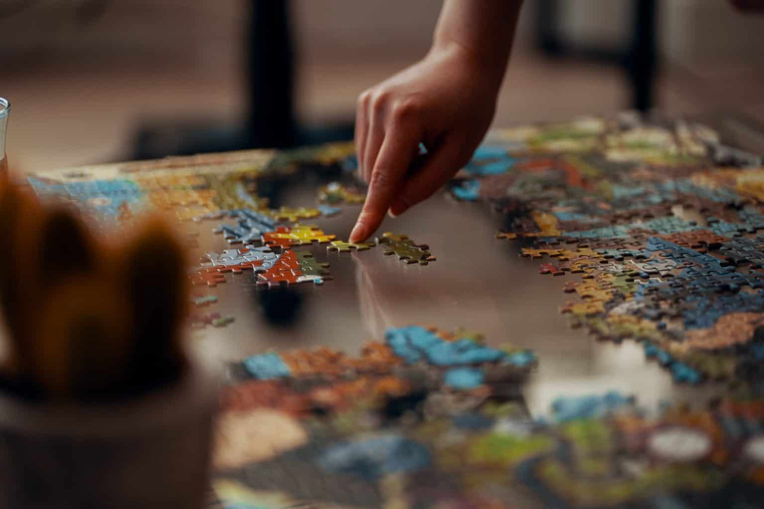 5 Ways Mothers Can Teach Puzzles To Kids