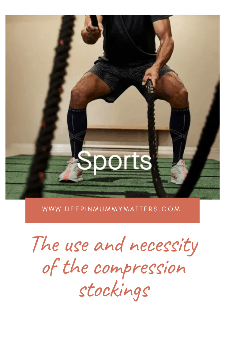 The use and necessity of the compression stockings 2