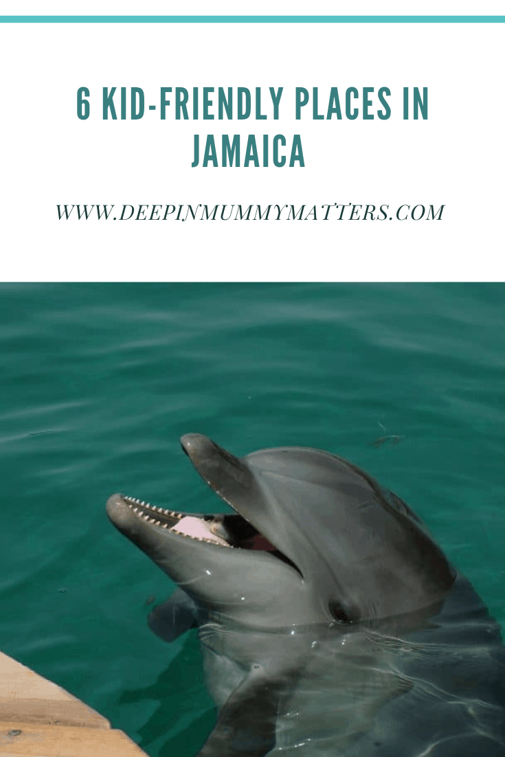 6 Kid-Friendly Places in Jamaica 2