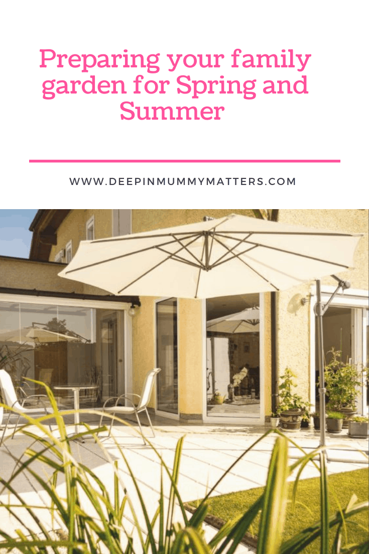 Preparing Your Family Garden for Spring and Summer 5