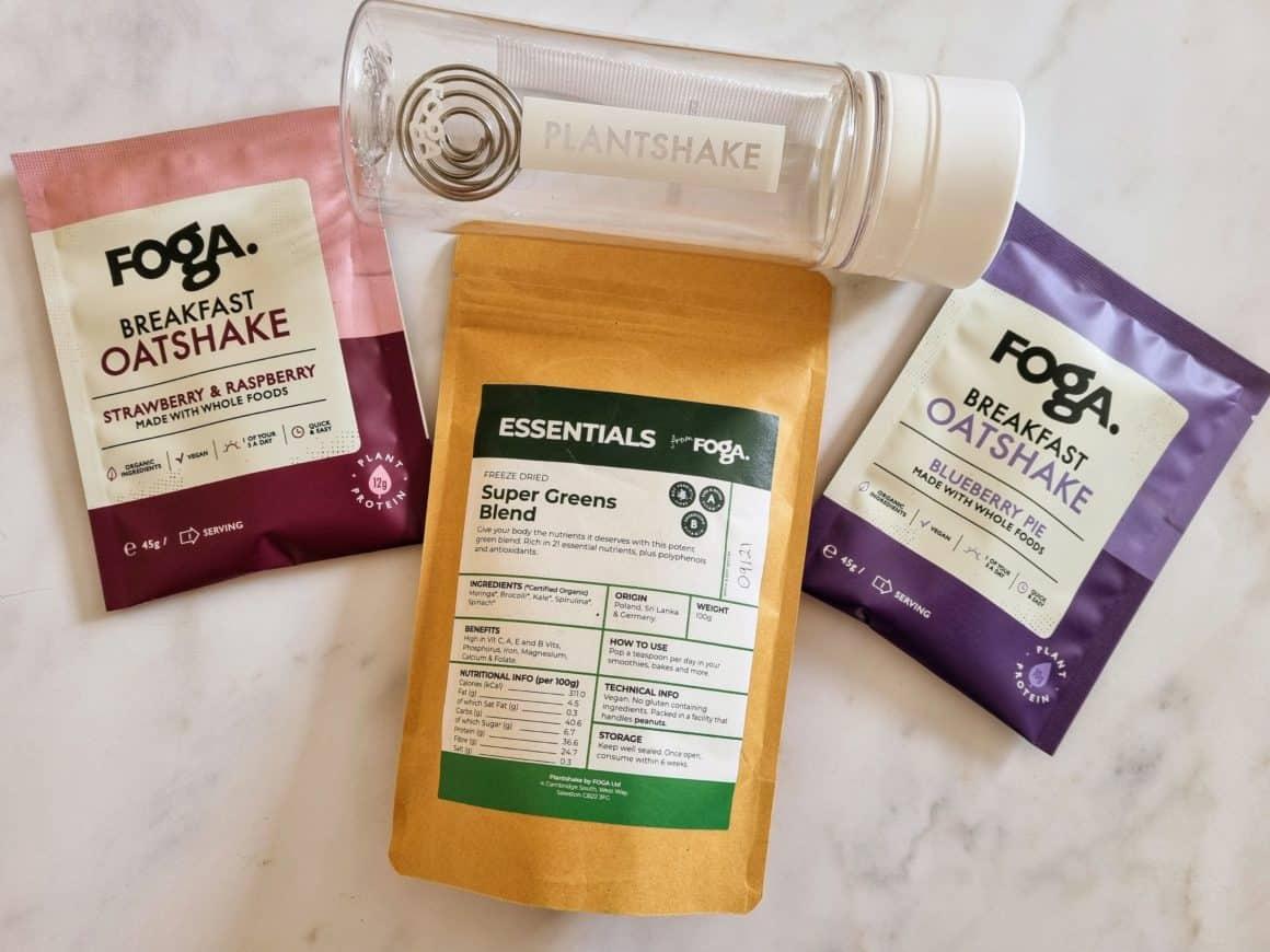 FOGA Plantshakes - Instant Plant Based Smoothies #ad 5