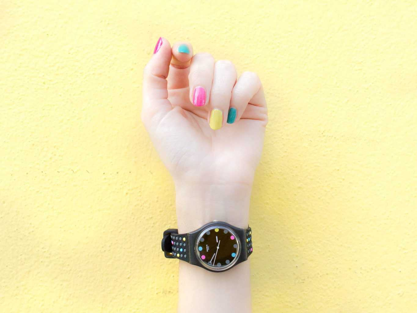 Getting Your Nails Summer Ready with Gel Polish