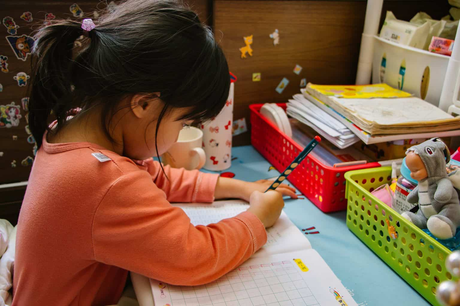 7 Tips To Choosing The Perfect Homeschooling Curriculum For Your Kindergartner