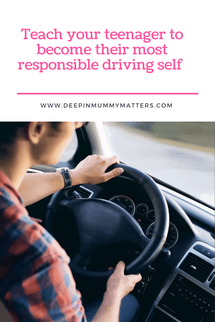 Teach Your Teenager To Become Their Most Responsible Driving Self 1