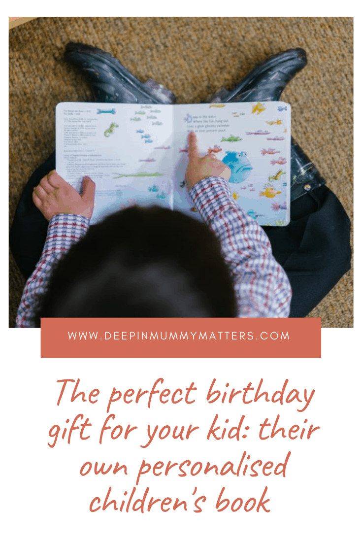 The Perfect Birthday Gift for Your Kid: Their Own Children's Book 1