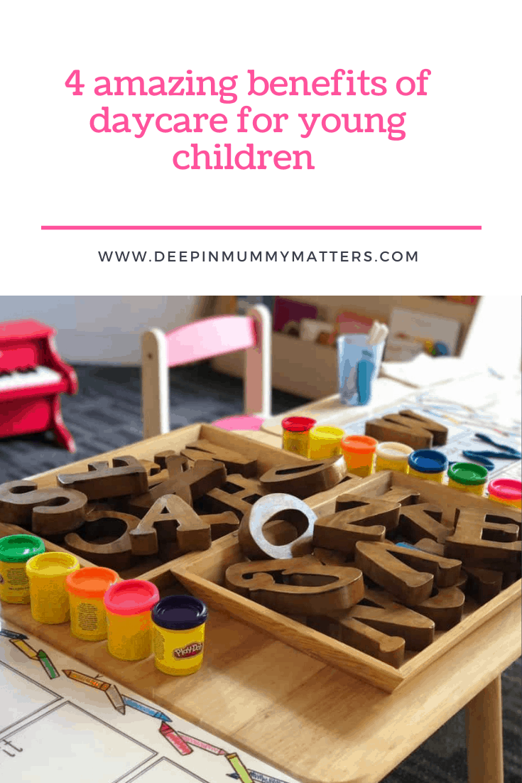4 Amazing Benefits of Daycare for Young Children 5
