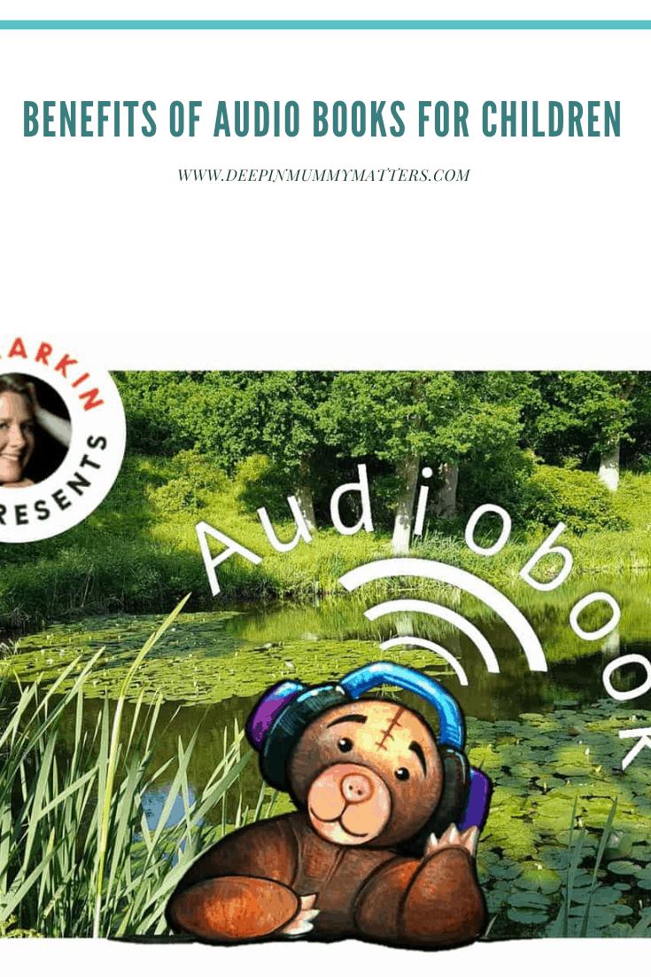 Benefits of audiobooks for children 1