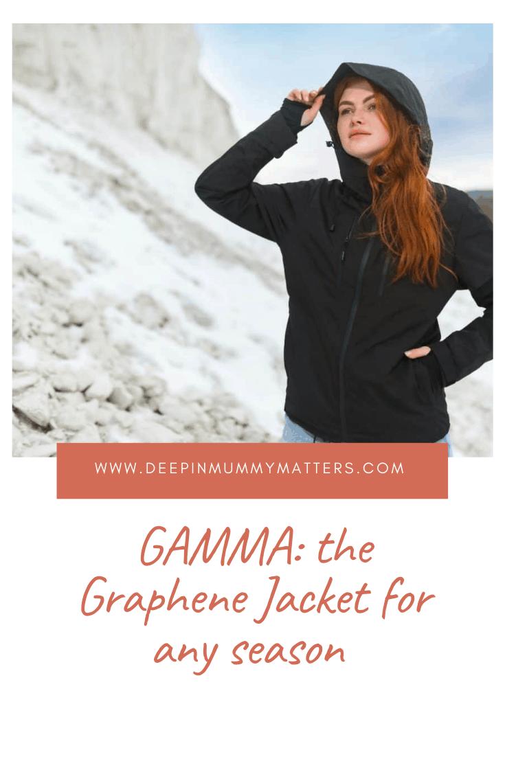 GAMMA: The Graphene Jacket For Any Season 1