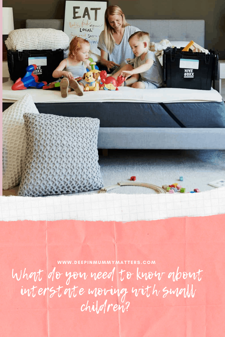 What Do You Need to Know about Interstate Moving with Small Children? 4