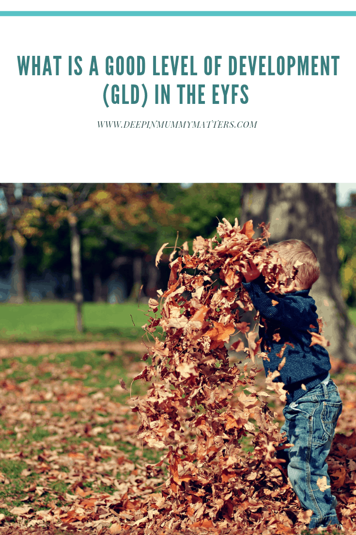 What is a Good Level of Development (GLD) in the EYFS 1