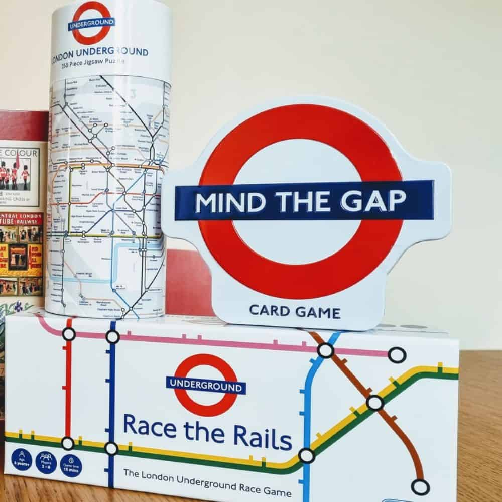 All Aboard for a Gibsons Games Giveaway #ad