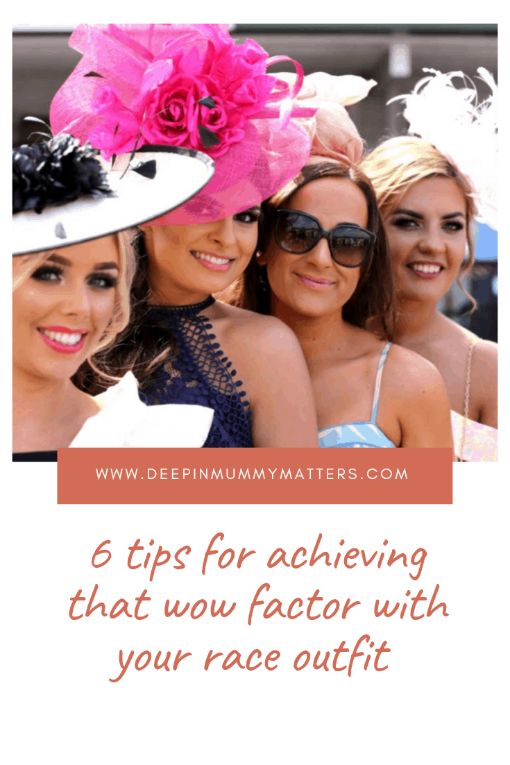 6 Tips For Achieving That WOW Factor With Your Races Outfit 2