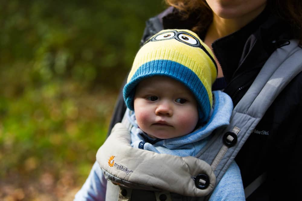 Babywearing: How to Keep You and Baby Comfortable