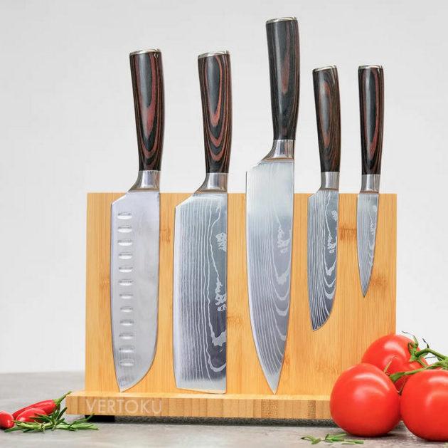 Vertoku knives