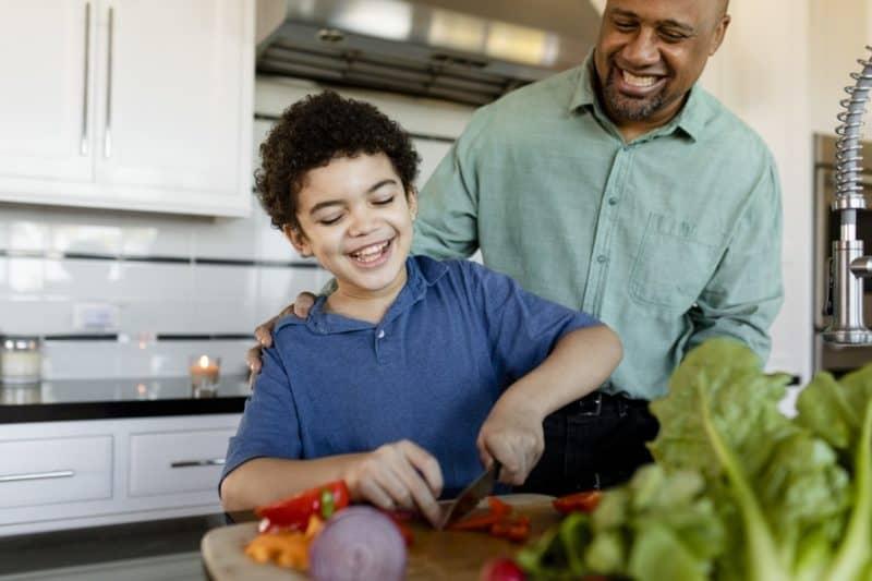 Create a Family Menu