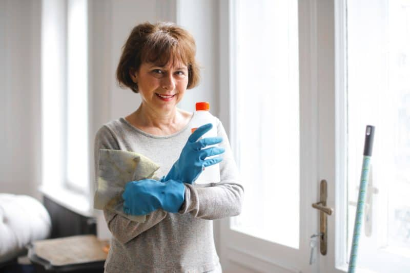 Positive Impact of Cleaning and Mental Health 1