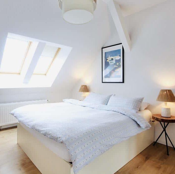 Messy bedroom to chic sanctuary