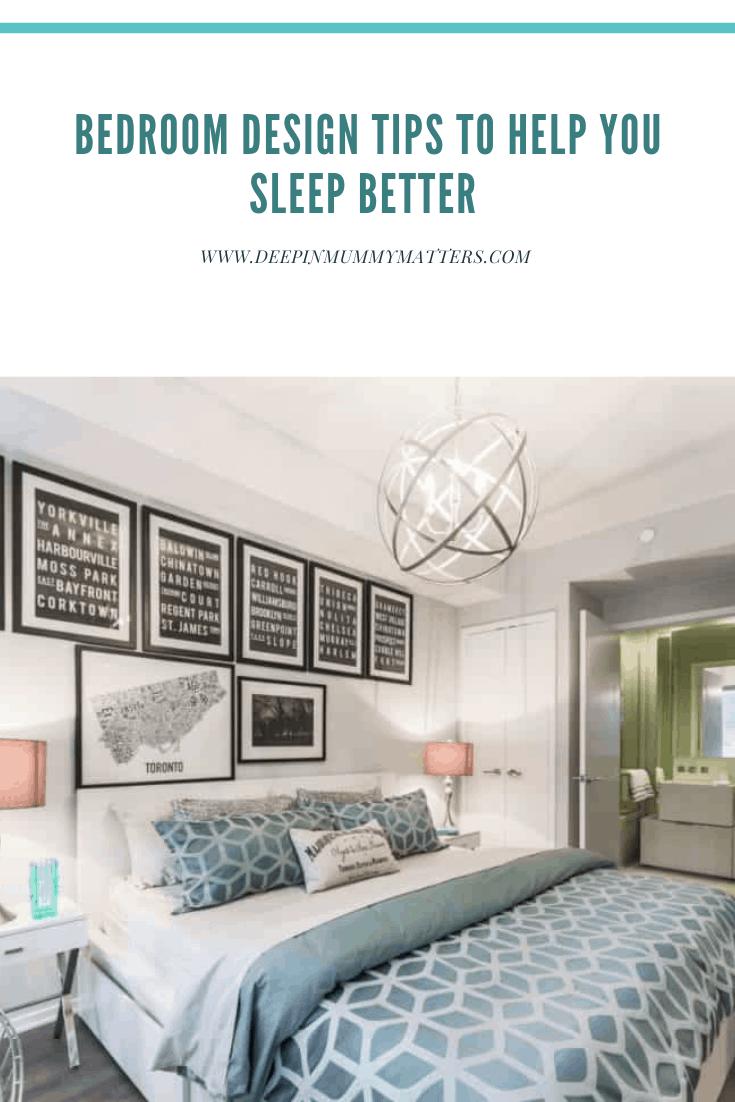 Bedroom design tips to help you sleep better 4