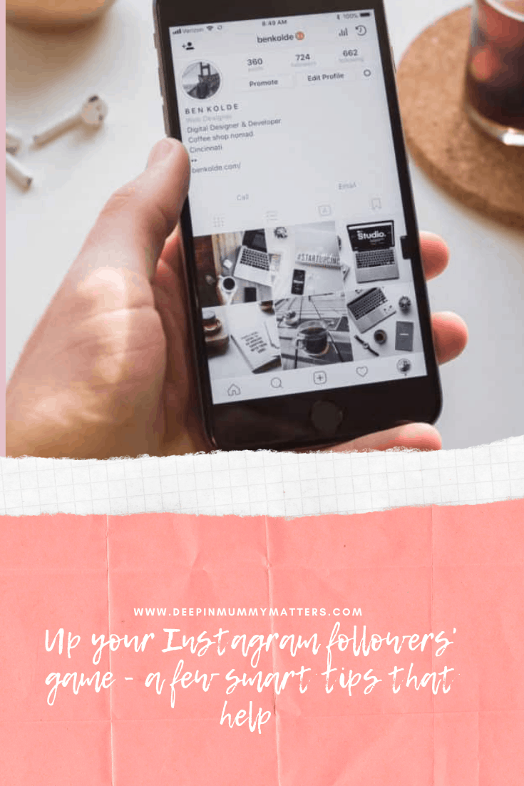 Up Your Instagram Followers' Game – A Few Smart Tips That Help 2