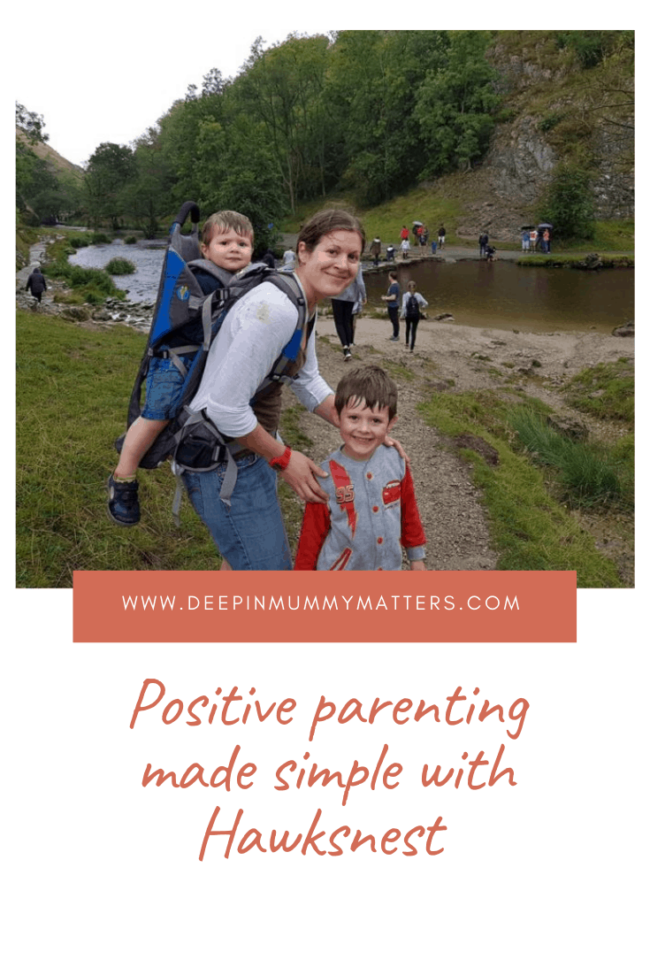 Positive Parenting made simple with Hawksnest 1