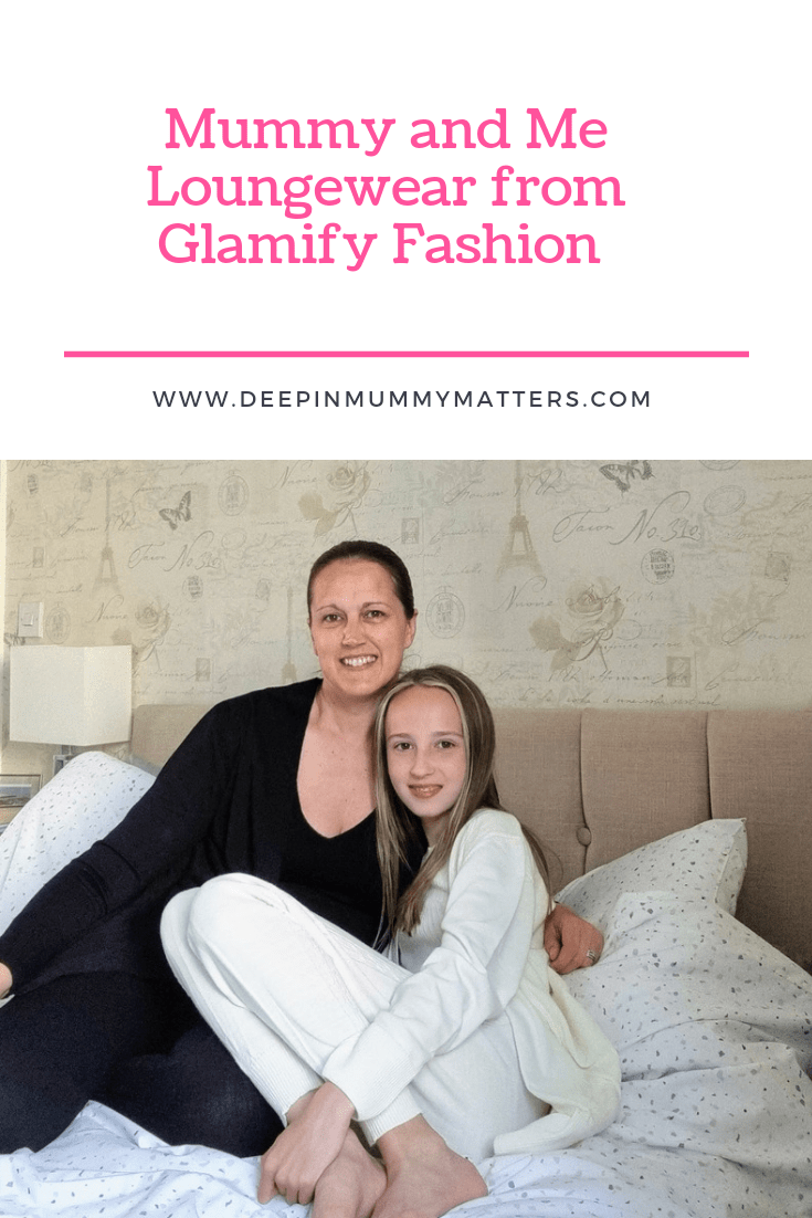 Mummy and Me Loungewear from Glamify Fashion 5