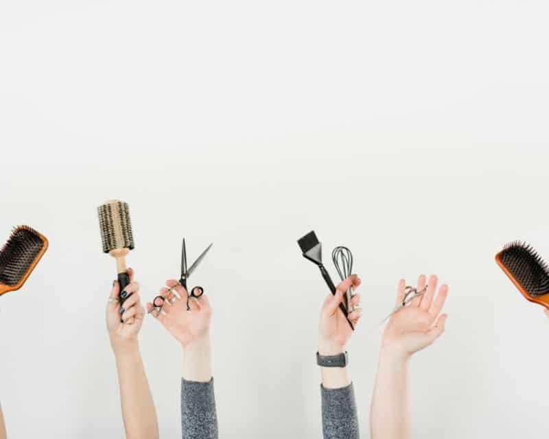 Hair stylist tools