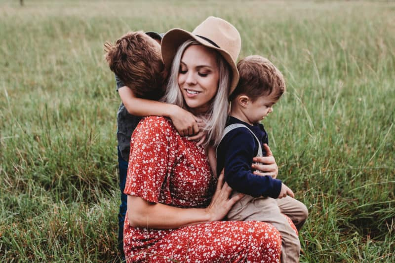 The Parenting Niche Instagram
