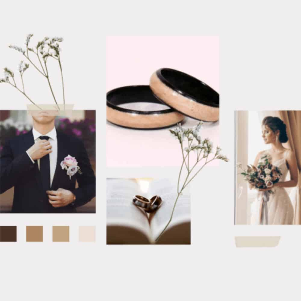 Top 5 Reasons for Choosing Wooden Wedding Bands