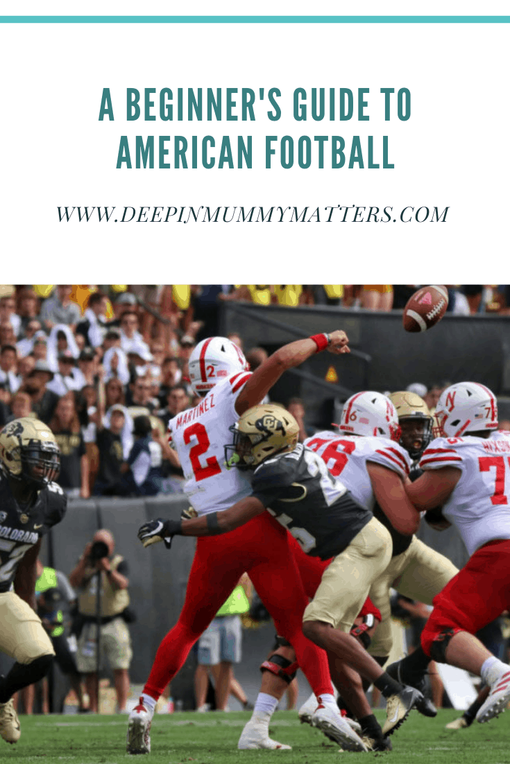 A Beginner's Guide to American Football 1