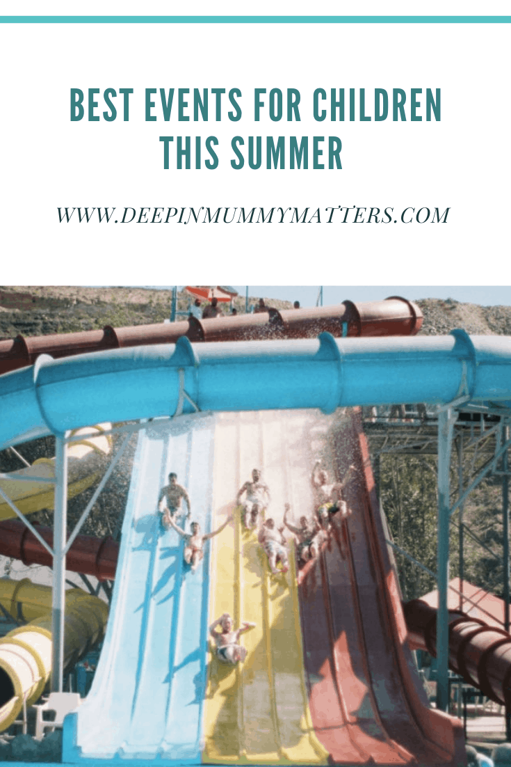 Best Events For Children This Summer 1