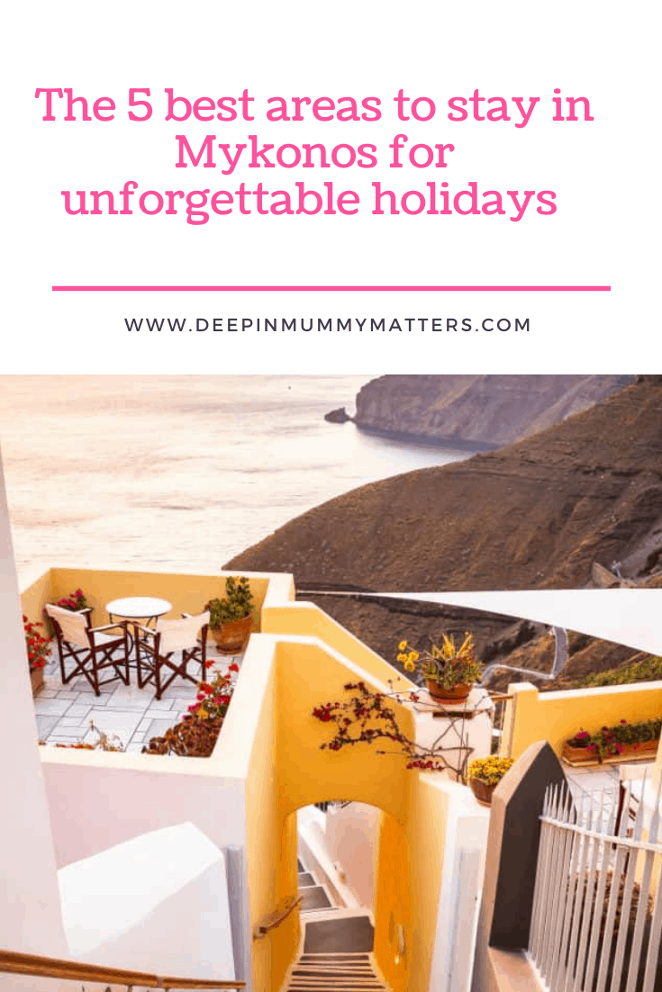 The 5 Best Areas to Stay in Mykonos For Unforgettable Holidays 1
