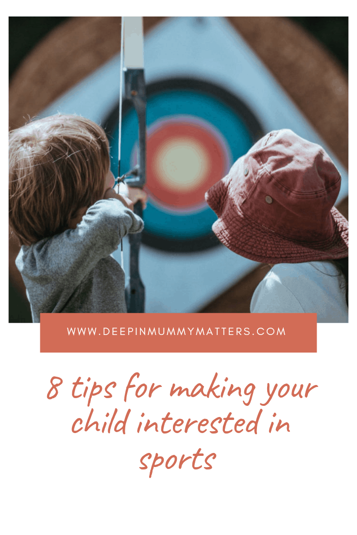 8 Tips For Making Your Child Interested In Sports 6
