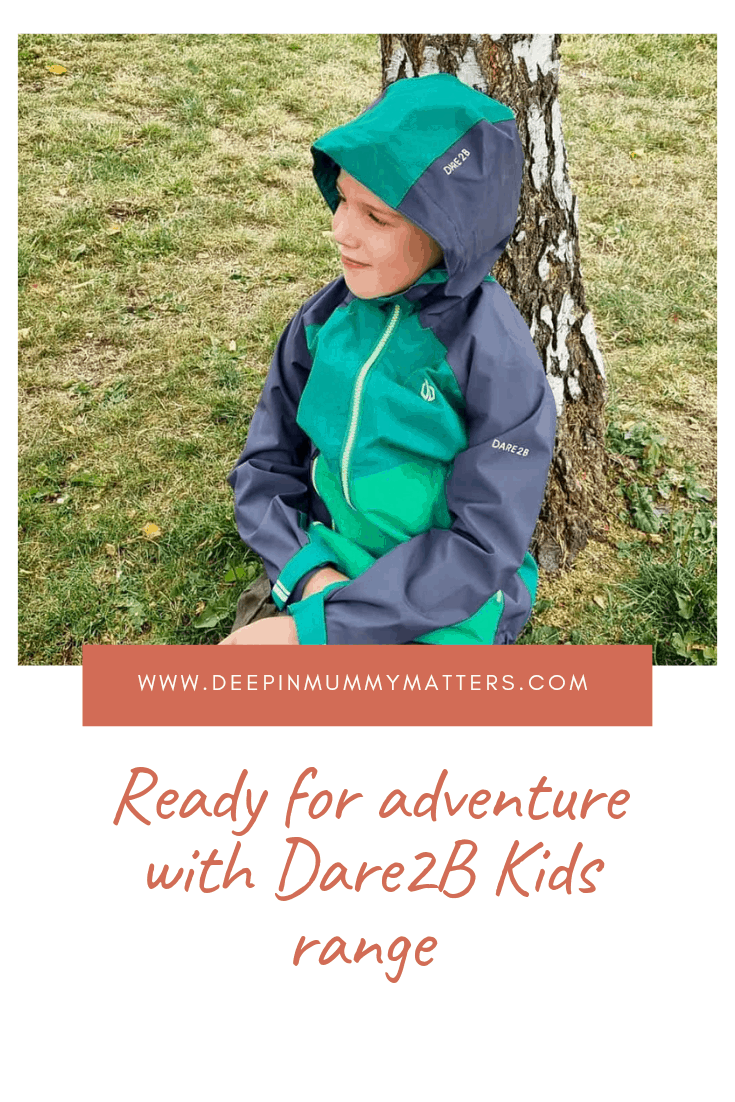 Ready for adventure with Dare2B Kids range 4