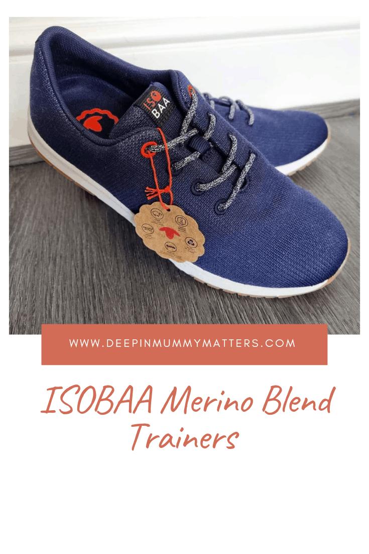 ISOBAA Merino Blend Trainers 3
