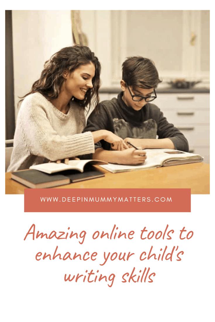 Amazing Online Tools To Enhance Your Child Writing Skills 2
