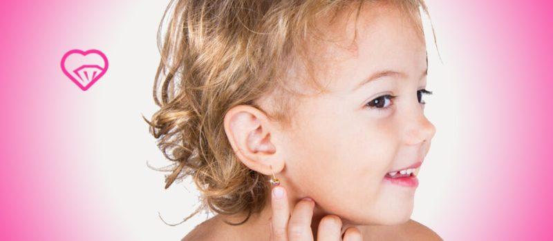 How To Buy Fantastic Baby Earrings With Minimal Spending